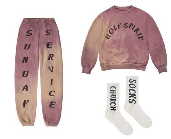 kanye west coachella merch