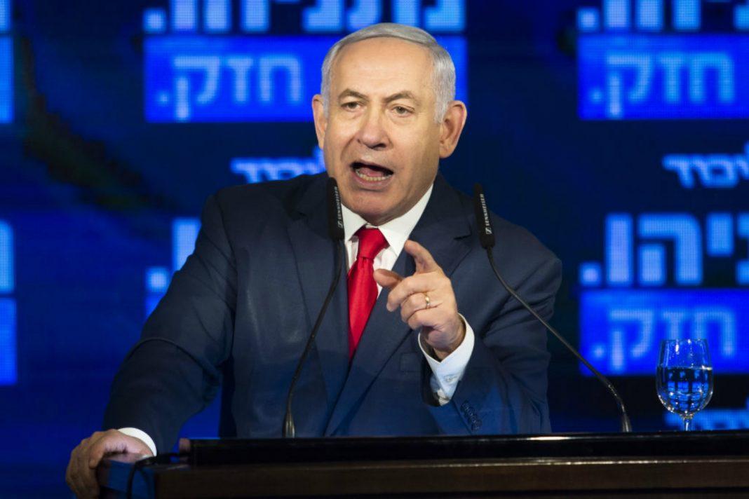 netanyahu election 2019