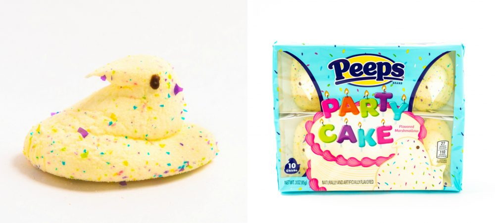 party cake peeps flavor taste test ranking