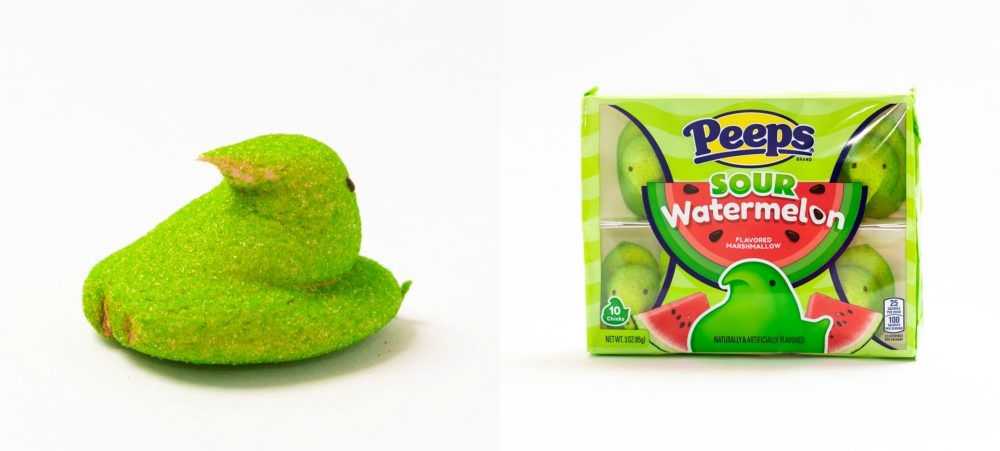 sour watermelon peeps flavors taste test ranking