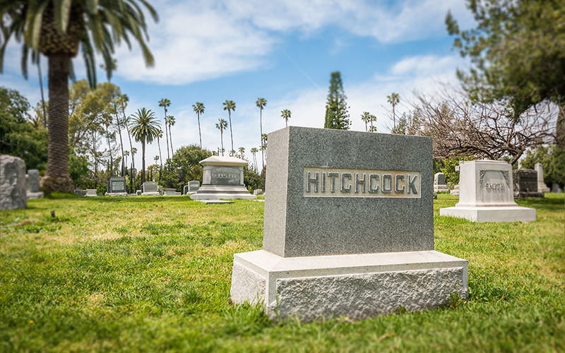 under the silver lake hollywood forever