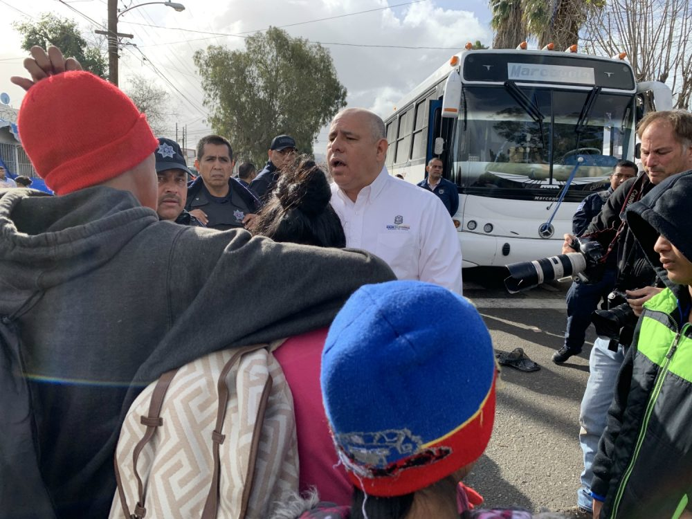 migran caravan