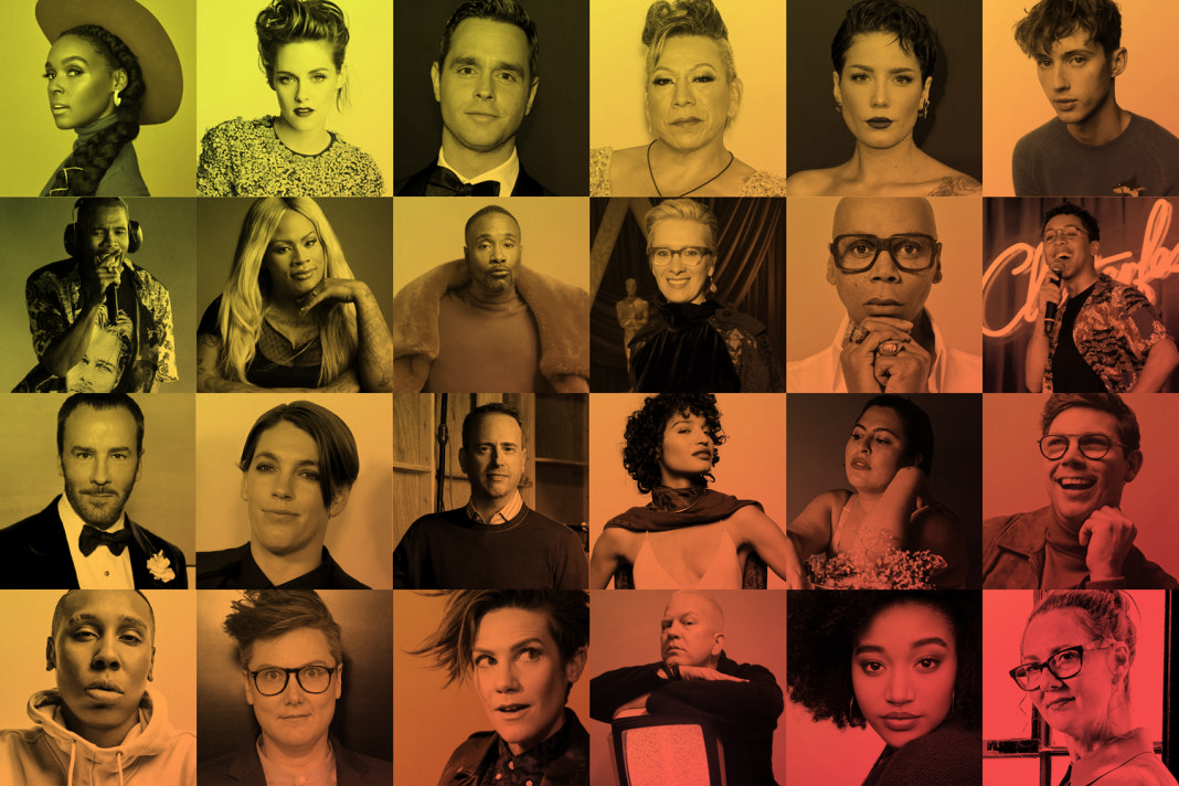 Lgbtq Icons Who Are Shaping Gay Culture In L A And Beyond