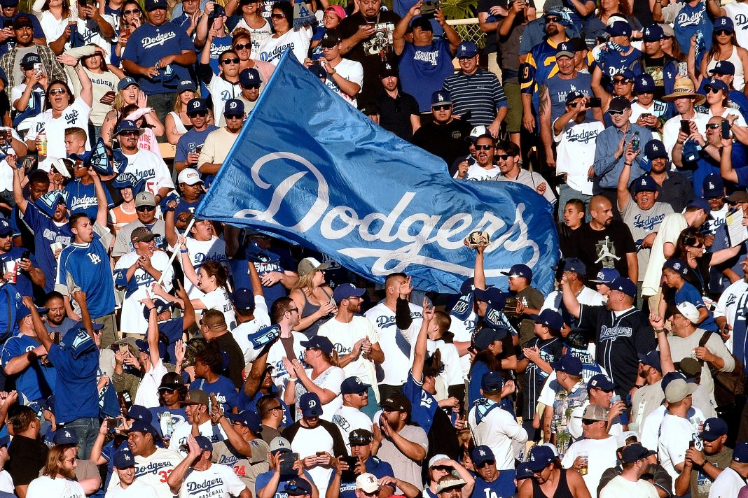 dodgers podcast second base pod baseball
