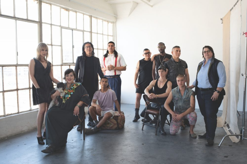 queer artists los angeles