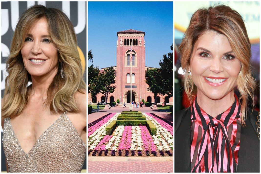 college admissions scandal tv show