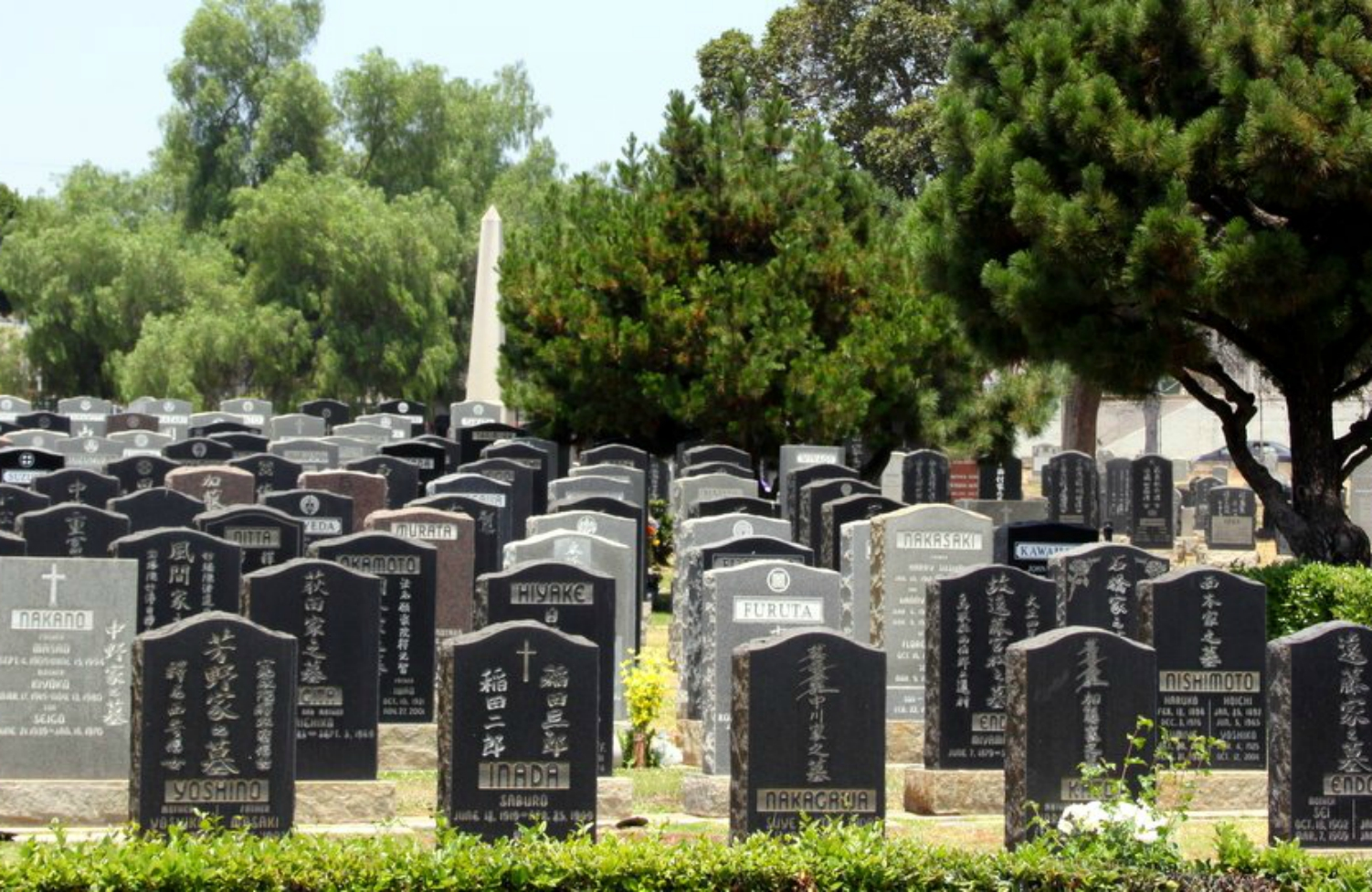 east los angeles cemeteries