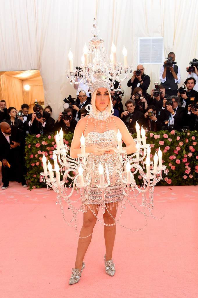katy perry chandelier
