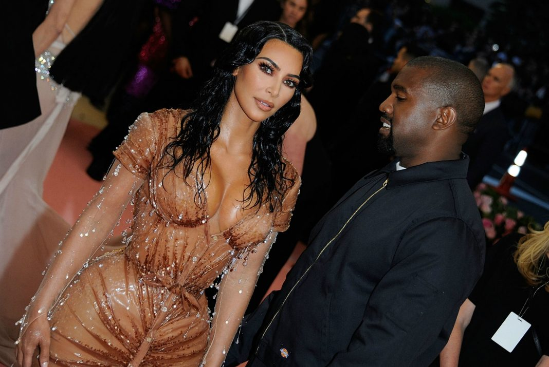 Kim and Kanye Are Trying to Trademark Another Baby Name