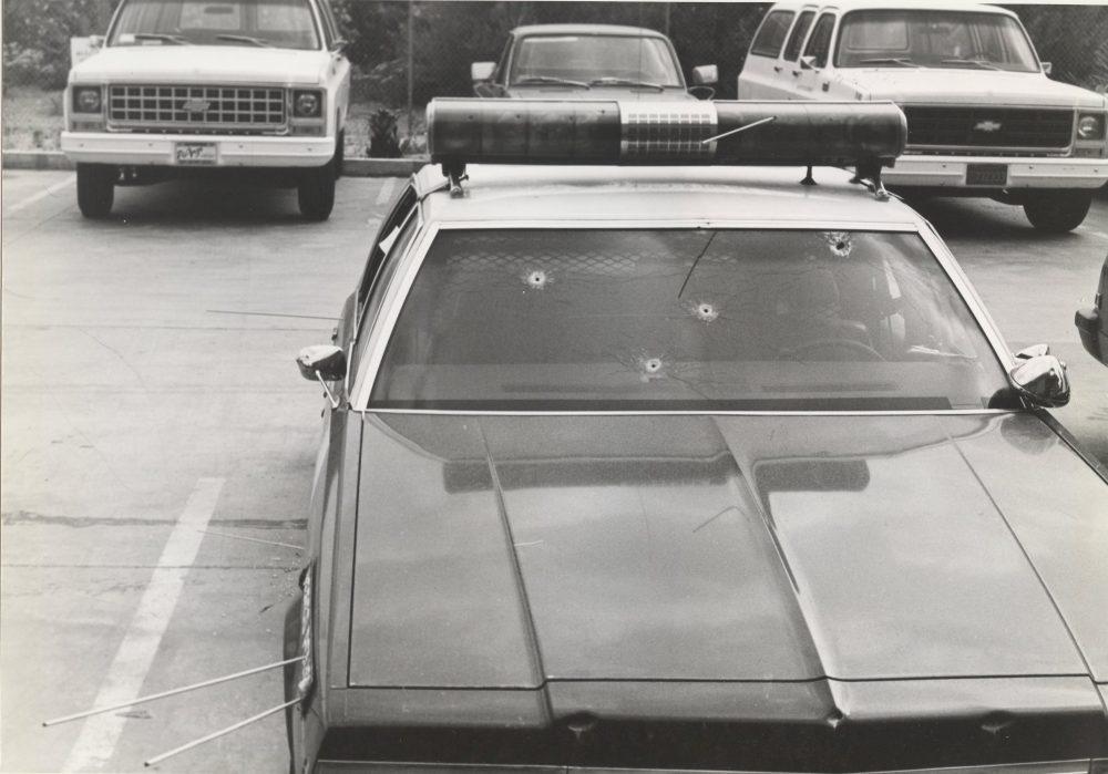 bank robbery 1980