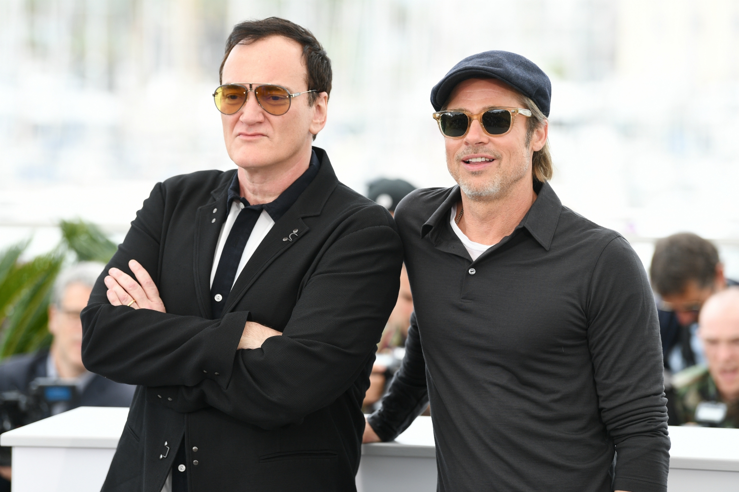 Quentin Tarantino Fields Questions About Roman Polanski, Violence Against Women at Cannes