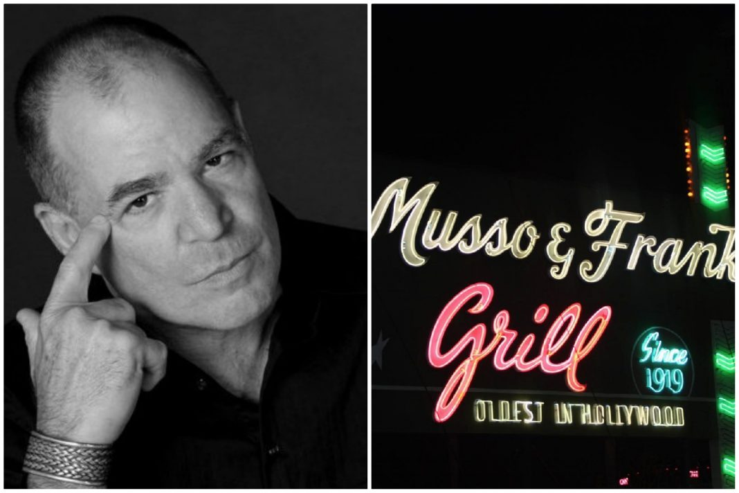 musso and frank bartender poet