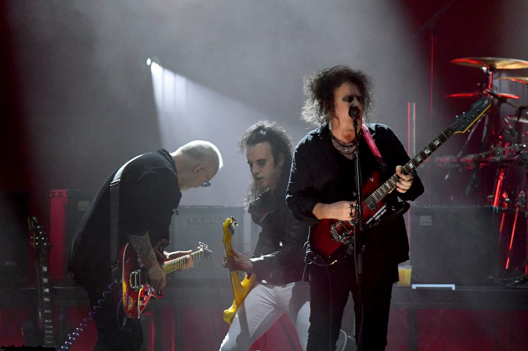 the cure festival pasadena daydream 2019