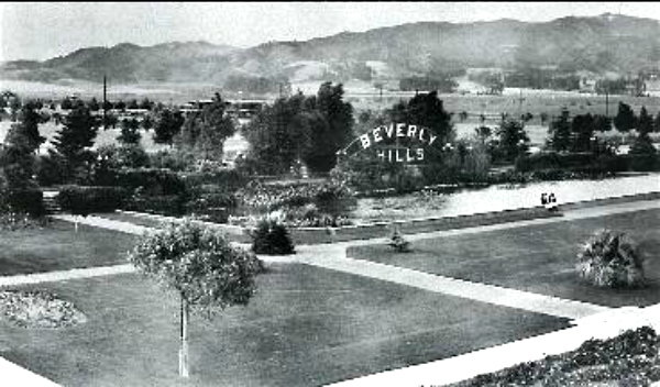 beverly gardens park restoration