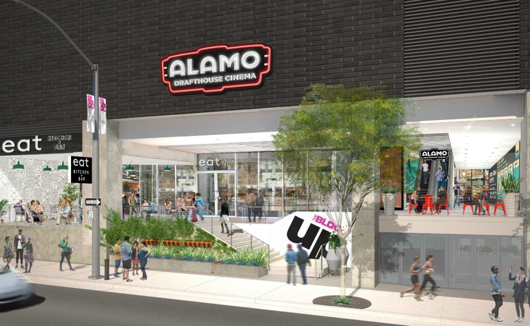 alamo drafthouse opening los angeles
