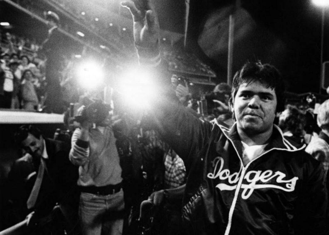 dodgers 1981 fernando valenzuela