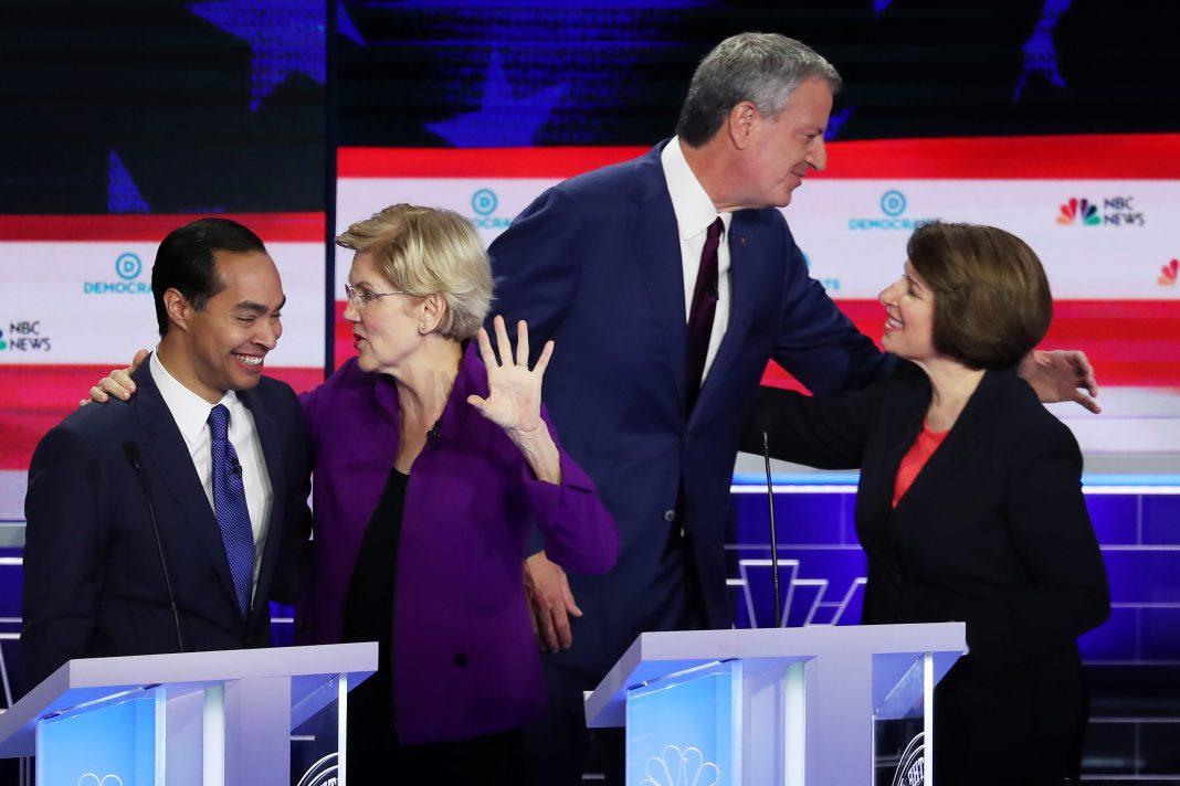democratic debate candidates 2020