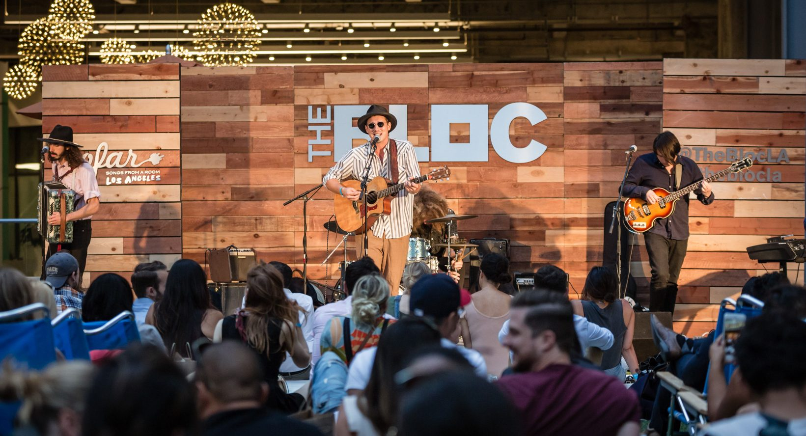 Summer Concerts On The Bloc Los Angeles Magazine
