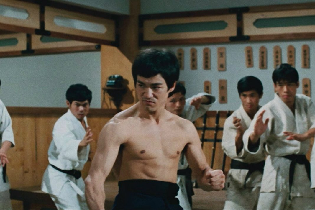 bruce lee once upon a time in hollywood quentin tarantino