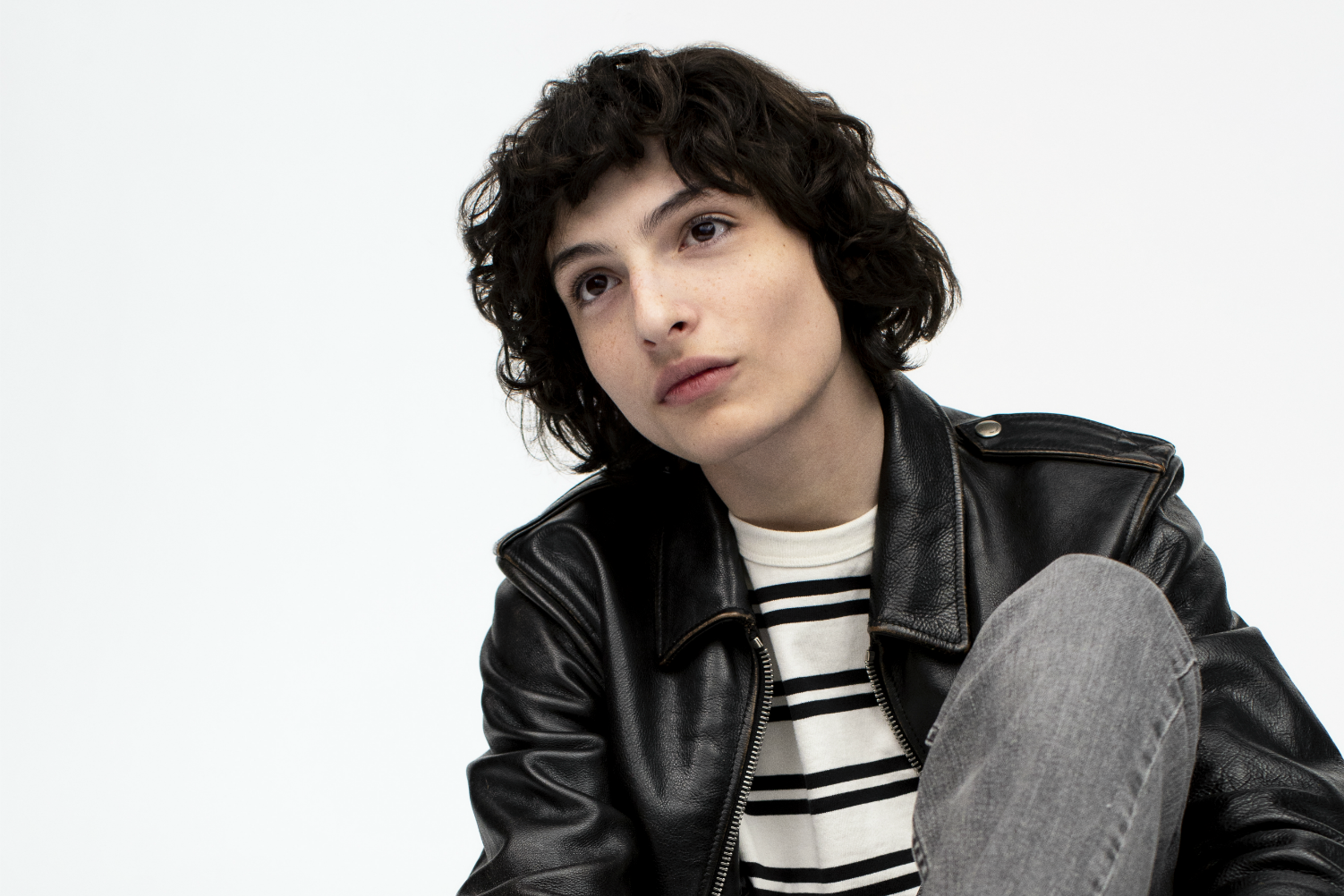 Finn Wolfhard of 'Stranger Things' Tells Us What Actually Scares Him