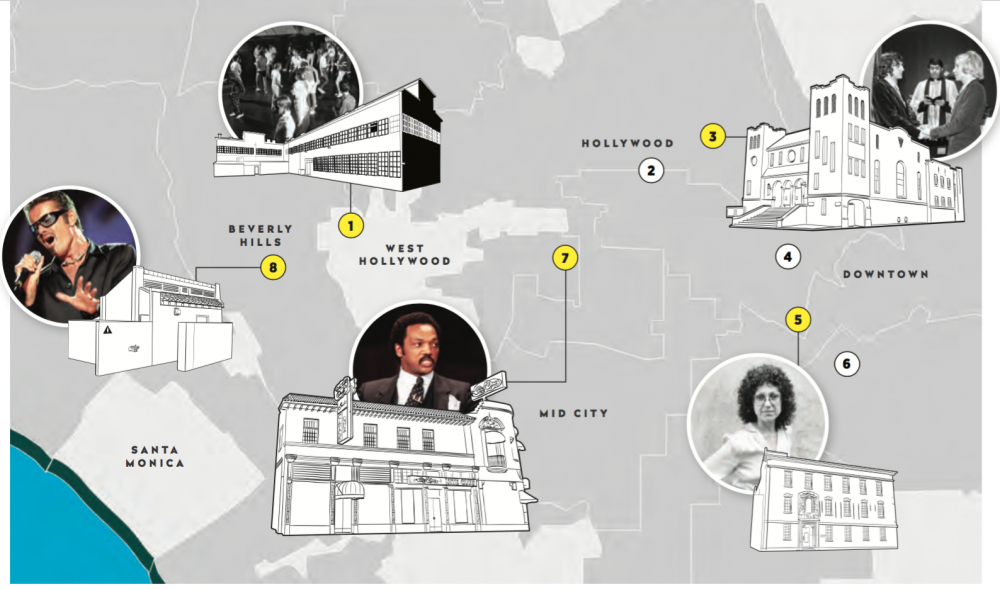A Tour of L.A.'s Gay Landmarks, From Studio One to the Woman's Building