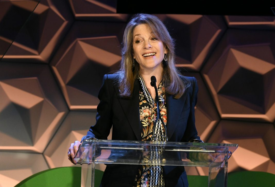 marianne williamson vaccines