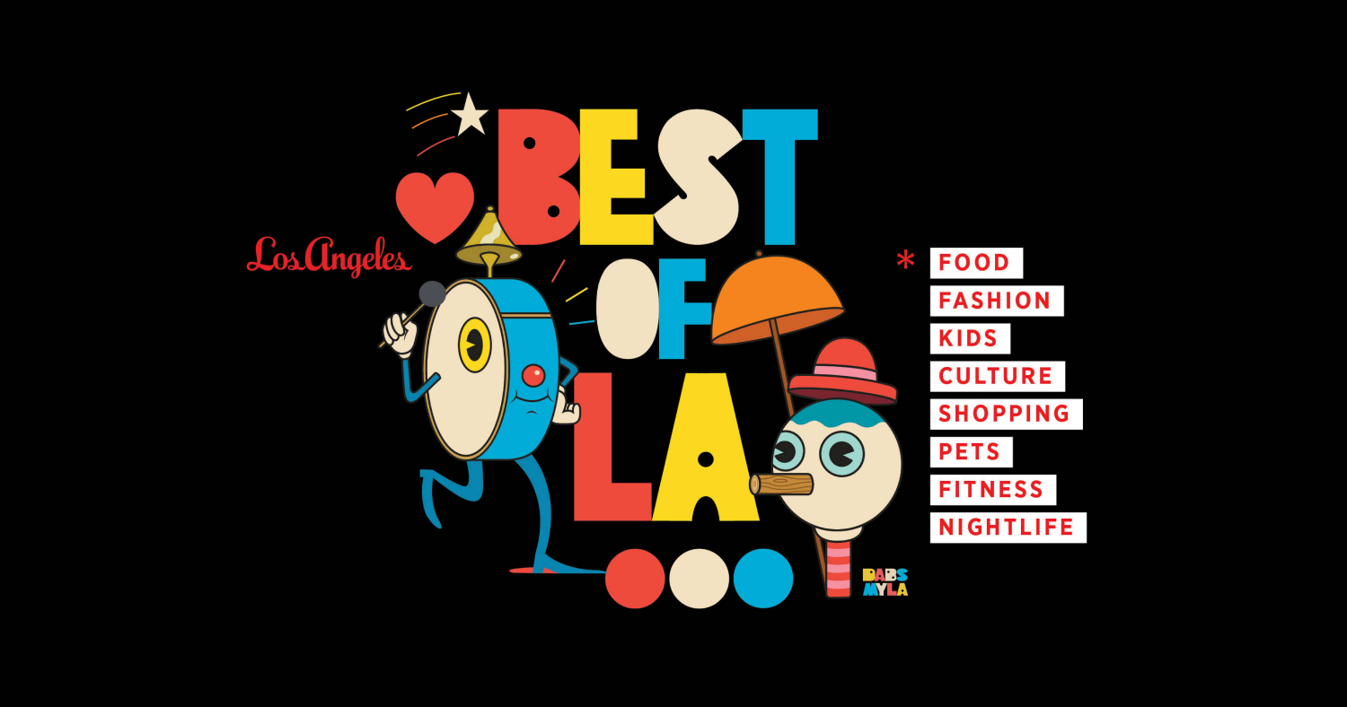 Los Angeles Magazine's Best of L.A. 2019