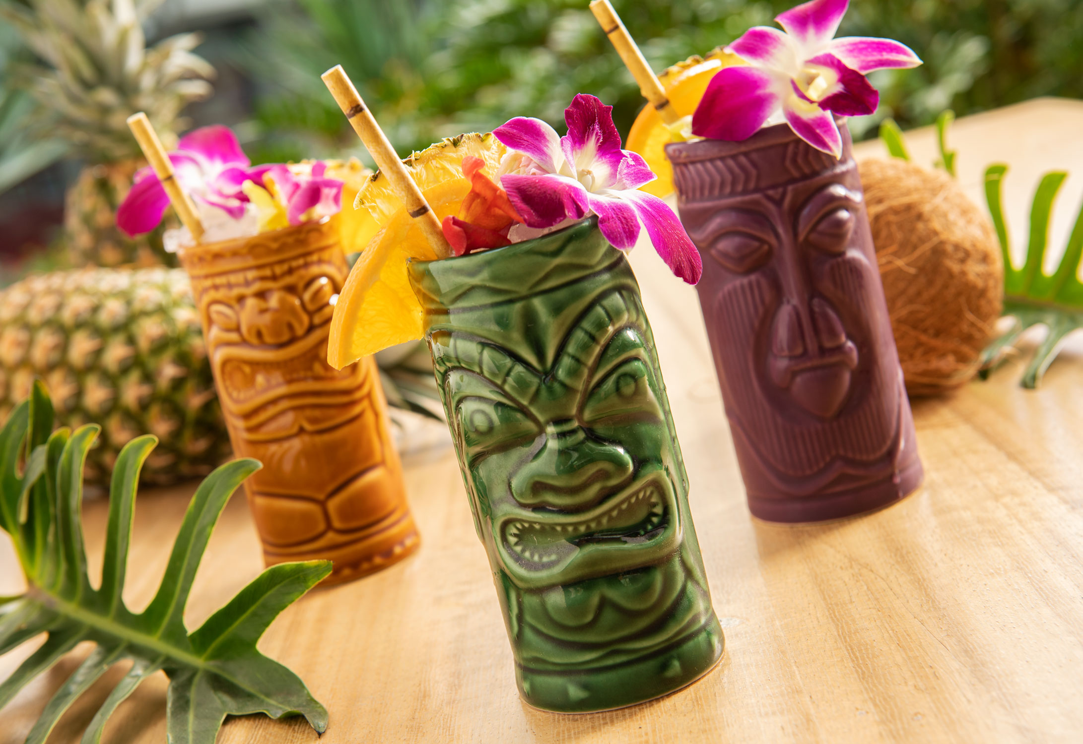 Los Angeles Tiki Bars And Pop Ups For A Tropical Summer