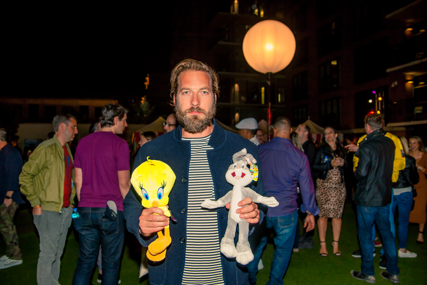 Comic-Con Party Photos: Level Up, the Upside Down, and More