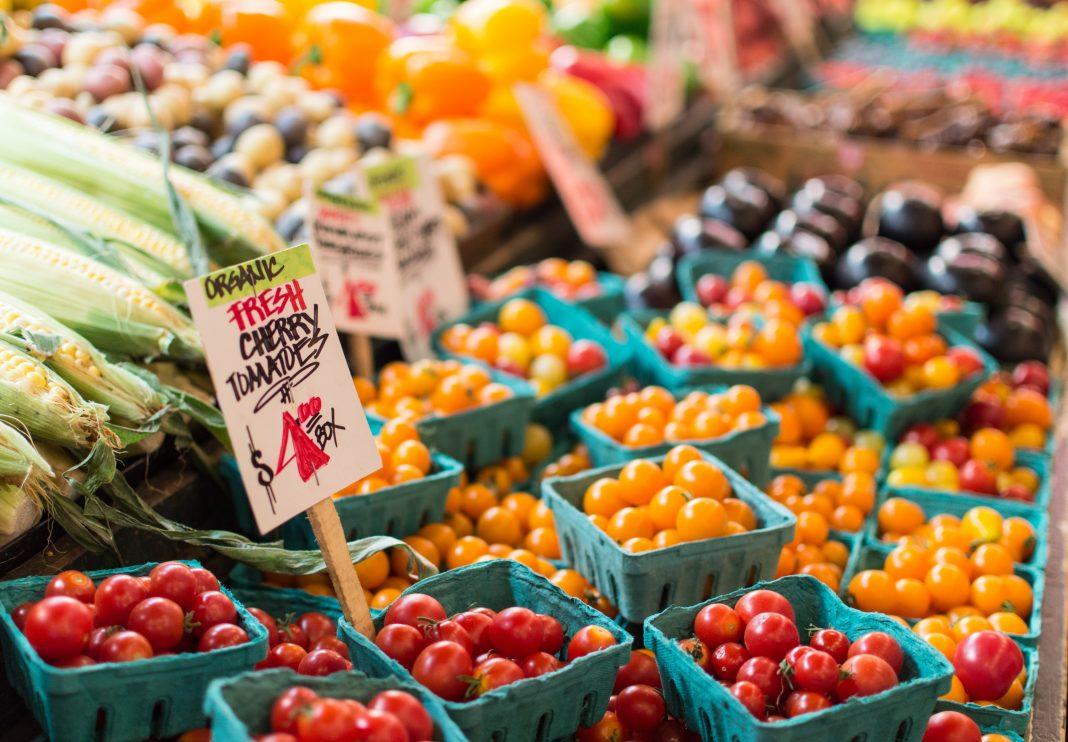 farmers markets in los angeles farmers market guide tomatoes