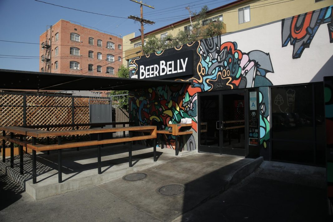 beer belly koreatown closing