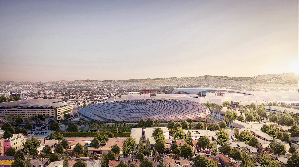 The Clippers Arena in Inglewood Cleared a Legal Hurdle - LA Magazine