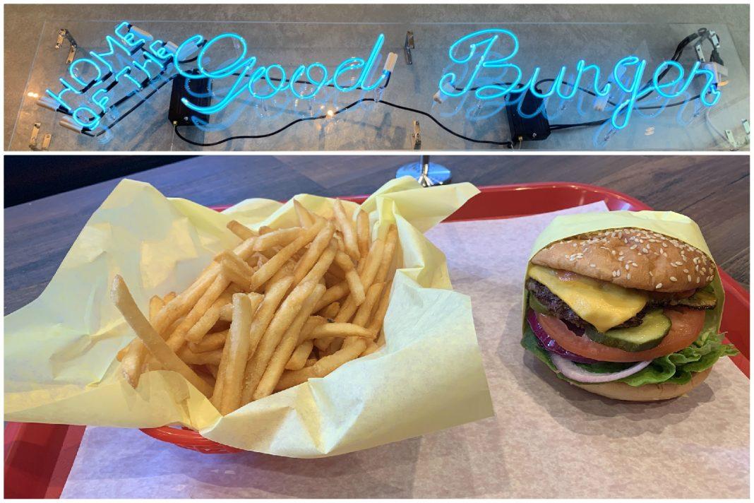 good burger pop-up west hollywood