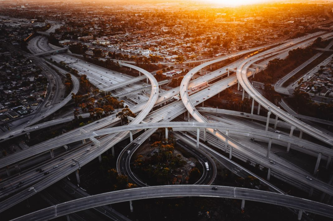 new freeways los angeles