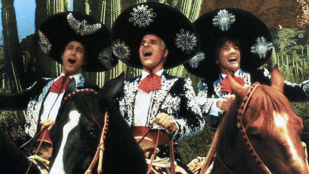 steve martin martin short three amigos