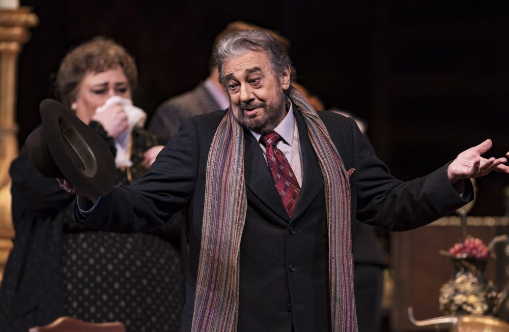 Plácido Domingo Resigns from L.A. Opera Following Misconduct Allegations