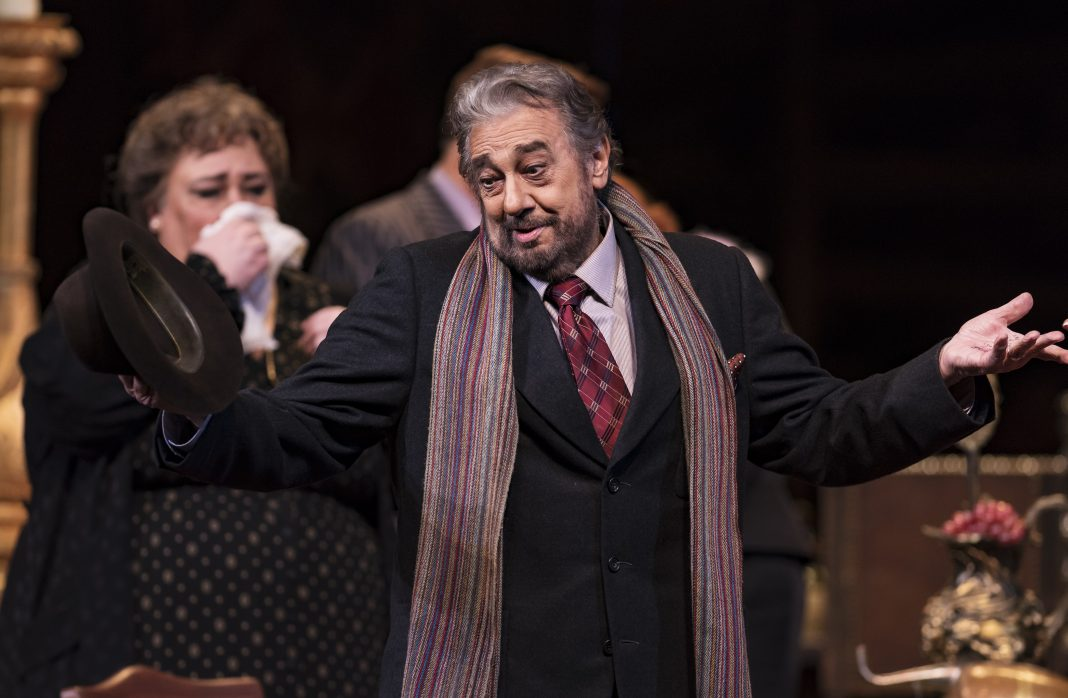 Placido Domingo Misconduct LA Opera