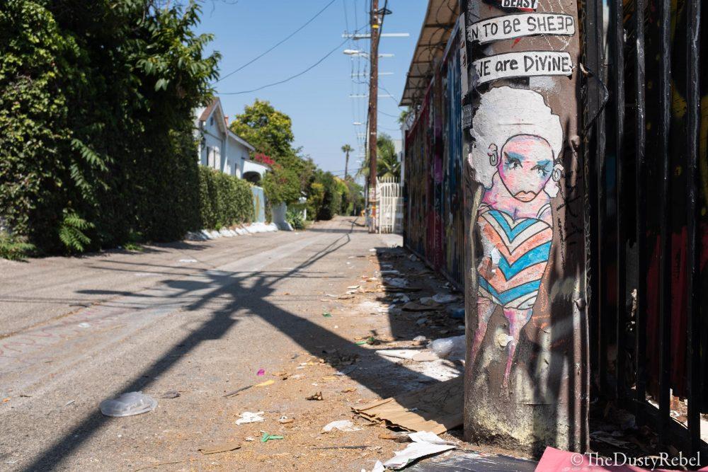 queer street art