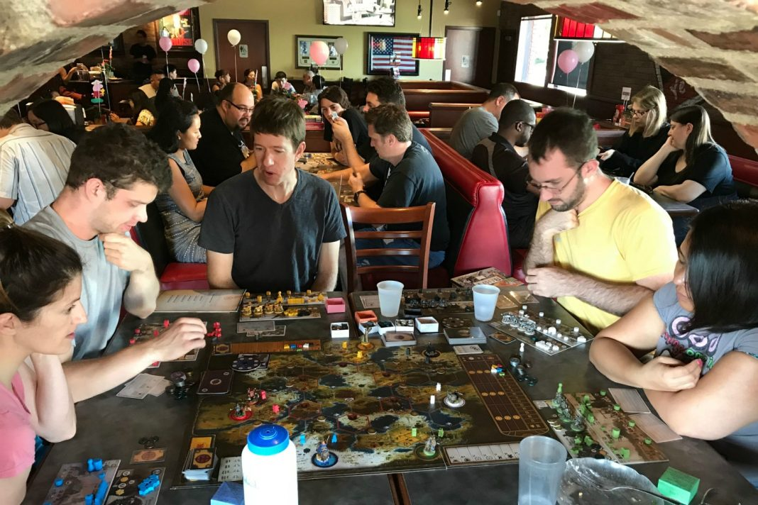 board games los angeles