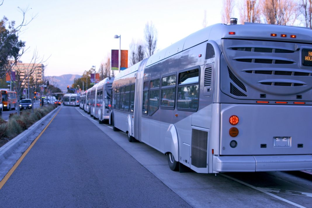 bus rapid transit los angeles