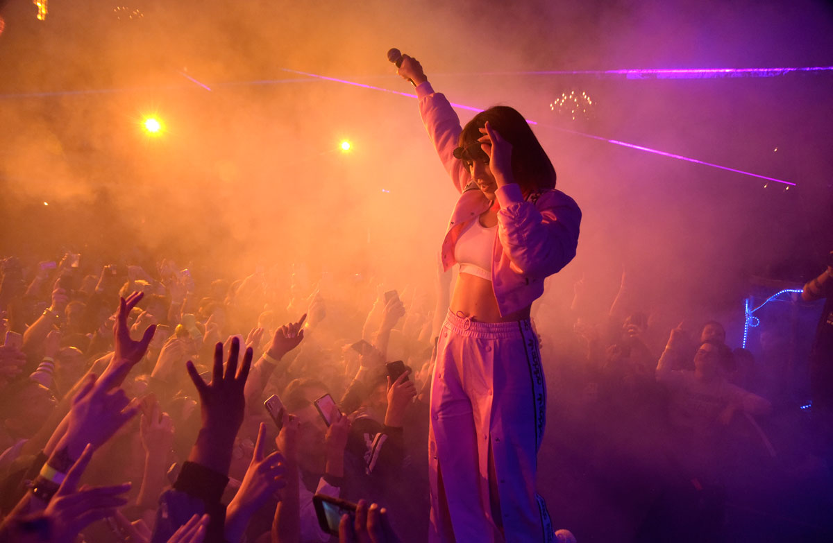 charli xcx things to do this weekend