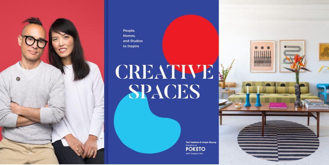 creative spaces book poketo book