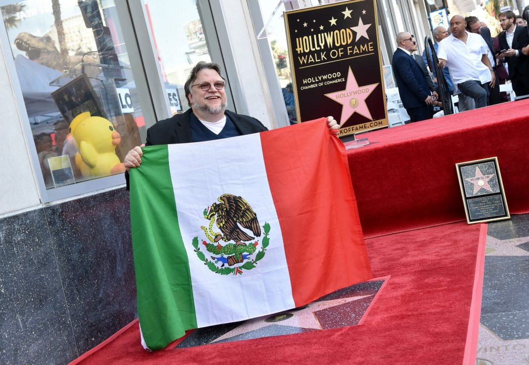 guillermo del toro hollywood walk of fame