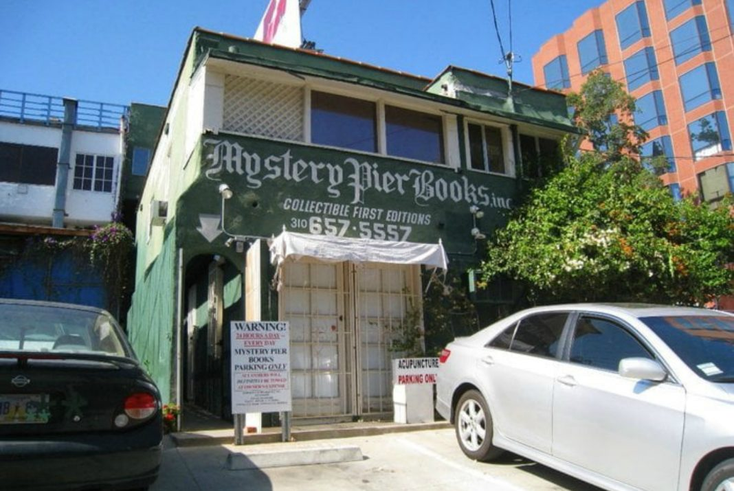 mystery pier books los angeles