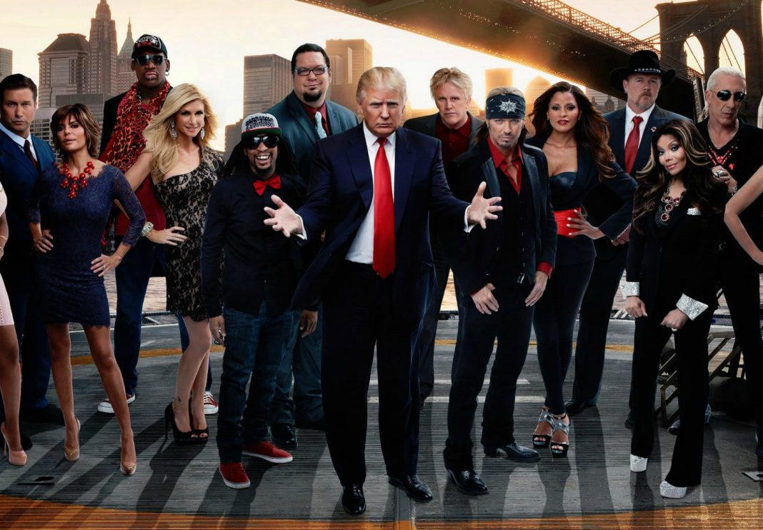 penn jillette donald trump the celebrity apprentice