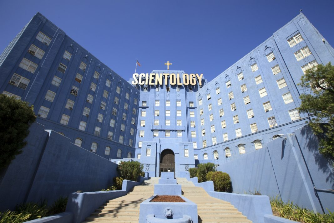 scientology building hollywood