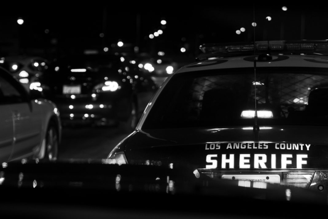 sniper hoax los angeles sheriff's department