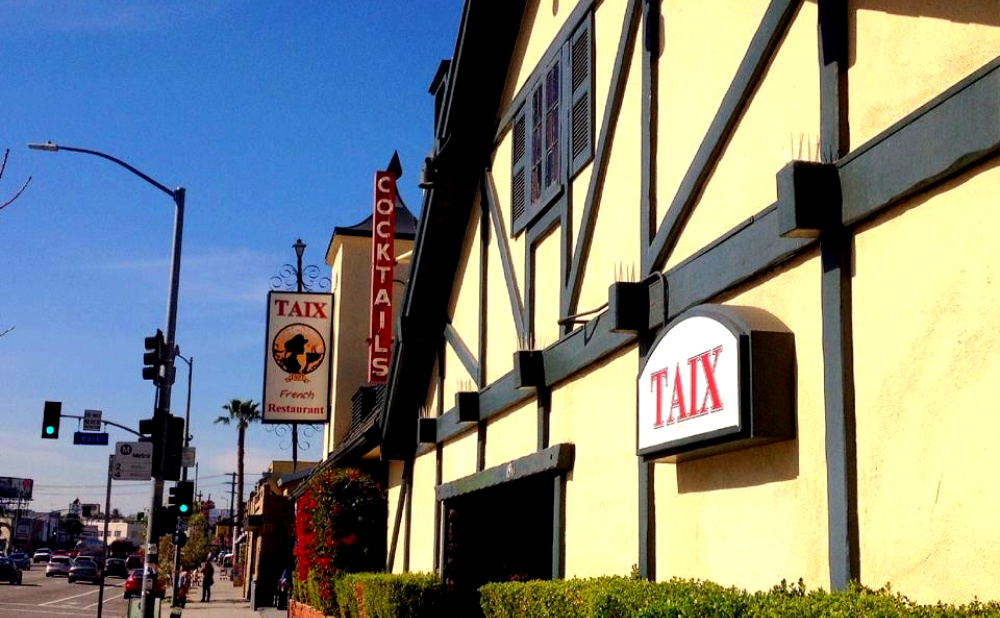 Taix Closing Sold Redevelopment Echo Park