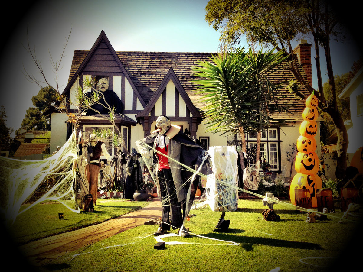 L.A.'s Most Halloween-Friendly Streets