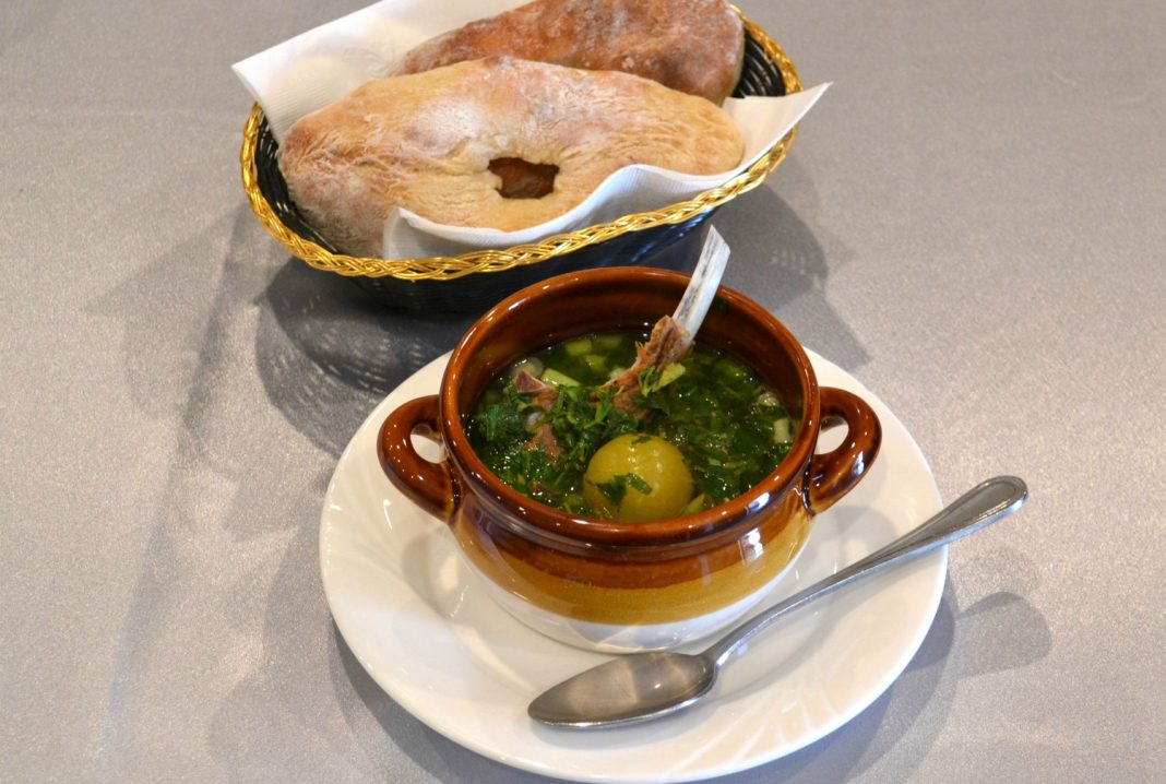 georgian food glendale